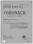 Coronach : A Highland Lament