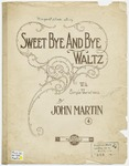 Sweet Bye and Bye Waltz : With Simple Variations