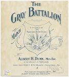 The Gray Battalion March : Two Step
