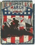 101st Regiment U. S. A. March