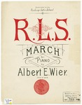 R. L. S. March