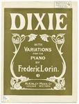 Dixie : Concert Variations
