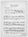 Gipsy Serenade : Zigeuner-Stndchen