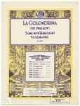 La Golondrina : The Swallow
