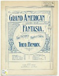 Grand American Fantasia Tone Pictures of the North and South