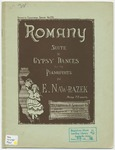 Romany : Suite of Gypsy Dances