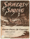Showers Of Spring : Grand Polka De Concert