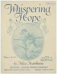 Whispering Hope : Reverie