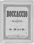 Boccaccio March