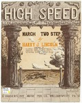 High Speed : March Two Step