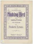 Mocking Bird : Concert Variations