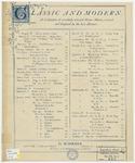 Adolf Jensen : Murmuring Zephyrs / R. Niemann