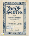 Nearer My God To Thee: Concert Transcription