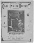 The Old Oaken Bucket : Variation