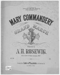 Mary Commandery Grand March