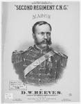 Second Regiment Connecticut N. G. : March