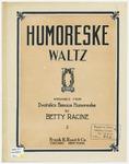 Humoreske Waltz