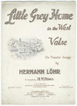 Little Grey Home In The West Valse : On Popular Songs