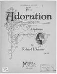 Adoration : A Meditation