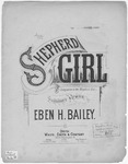 The Shepherd Girl : A Summer Reverire for Piano