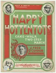 Happy Hottentots : Cake - Walk