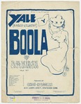 Yale Boola! : March and Two Step