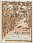 Coons In The Canebrake : Two - Step March