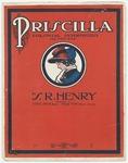 Priscilla : Colonial Intermezzo