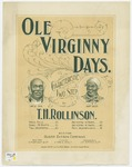 Ole Virginny Days : Characteristic Two - Step