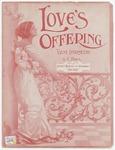 Loves Offering : Valse - Intermezzo