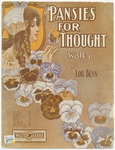 Pansies for Thought : Waltz