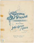 Souvenir de Vienne : Viennese Waltz