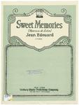 Sweet Memories : Morceau de Salon
