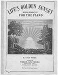 Life's Golden Sunset : Reverie Descriptive