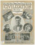 Civilization sheet music