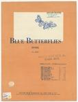 Blue Butterflies : Valse Caprice