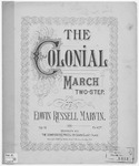 The Colonial March : Two - Step
