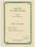 Salute to the Colors : March