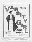 The Varsity Girl : March and Two-Step