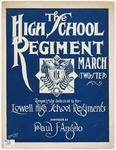 The High School Regiment March and Two Step