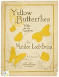 Yellow Butterflies : Waltz