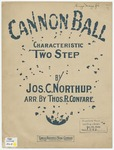 The Cannon Ball : Characteristic Two-Step
