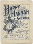 Happy Hannah : Cake Walk