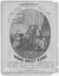 Home, Sweet Home : With Brilliant Variations