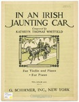 In an Irish Jaunting Car