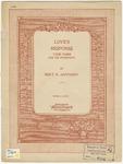 Love's Response : Tone Poem