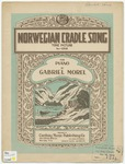 Norwegian Cradle Song : Tone Picture