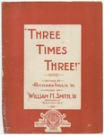 Three Times Three : March And Two - Step