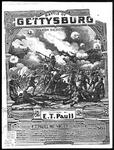 Battle of Gettysburg : Descriptive March