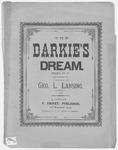 The Darkie's Dream : Piano